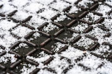 Schneeraster