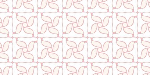 花のパターン / シームレス