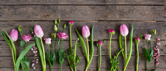 Spring flowers for mothers day