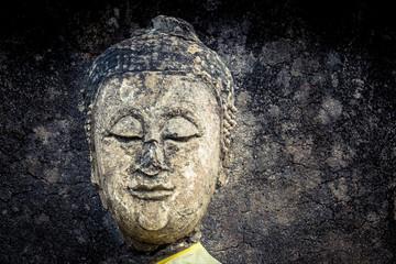 Buddha close up statue