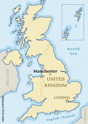 Manchester Map Location Stock Image And Royalty Free Vector Files