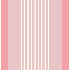 Contemporary multiwidth shirting stripes. Seamless vertical vector pattern. Perfect for stationery, textiles, linen, home decor, web backgrounds, fabric, giftwrapping and packaging