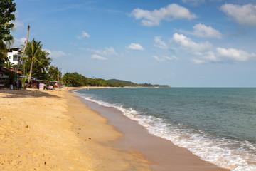 beach of Mae Nam, Ko Samui, Thailand, Asia