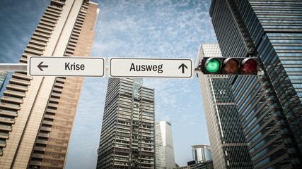 Schild 393 - Ausweg