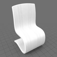 Modern minimal chair