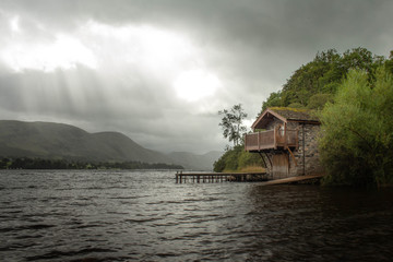 Pooley Bridge Bootshouse - Lake District
