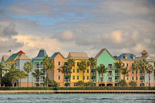 Hotels for holidays in the Bahamas.