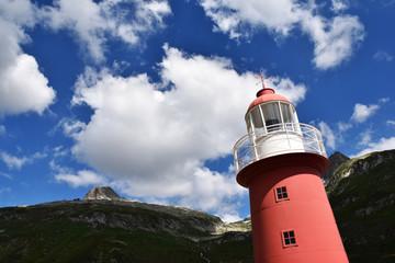 Leuchtturm Oberalppass