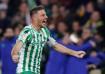 Copa del Rey - Semi Final First Leg - Real Betis v Valencia