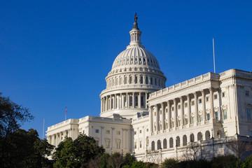Washington DC, US Capitol Building Wall mural