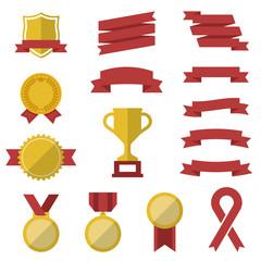 メダル エンブレム 素材 セット