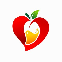 Lovers of mango drinks