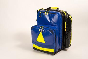 First Aid Emergency Backpack