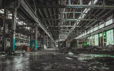 abandoned unused object