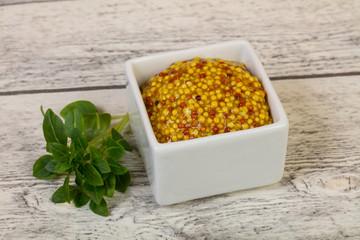 Traditionnal dijon mustard