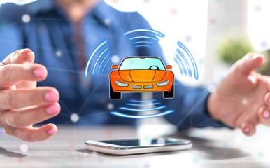 Concept of smart car