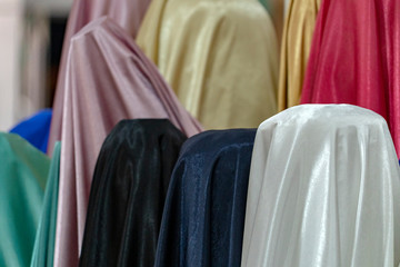fabric for sale looks like burqa