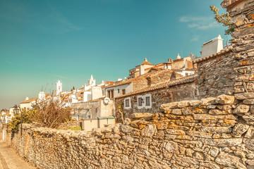 Medieval Village Monsaraz  in Alentejo Portugal