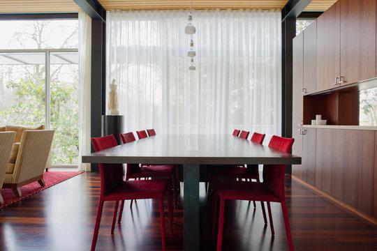 Elegant Residential Dining Room