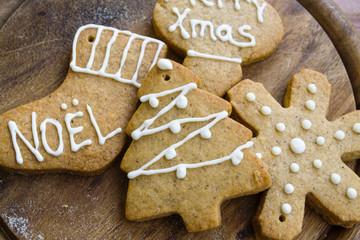 biscotti per le festività natalizie