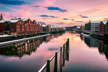 River Nidelva in Trondheim