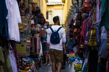 Mercado arabe