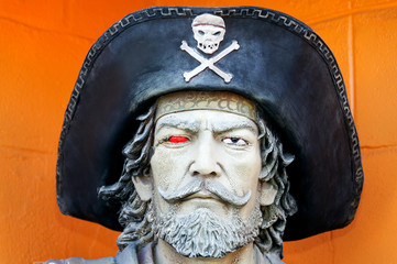 Head of a Pirate