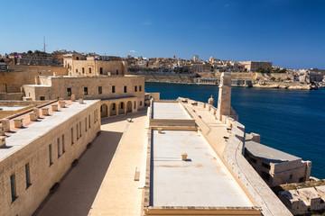 Saint Angelo Fort in Malta