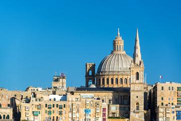 Our Lady of Mount Carmel in Valletta, Malta