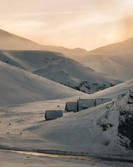Arctic mornings