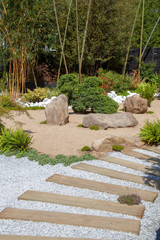 Composition et aménagement de jardin