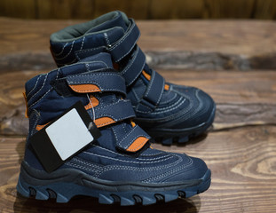 winter boots for boys with a price tag