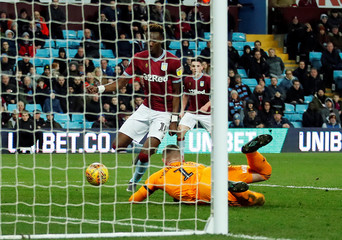 Championship - Aston Villa v Sheffield United