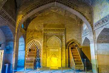 Isfahan Jameh Mosque 23