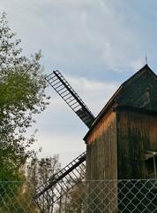 Mühle im Park Gleisdreieck