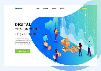 Isometric Digital Procurement, Marketing Research