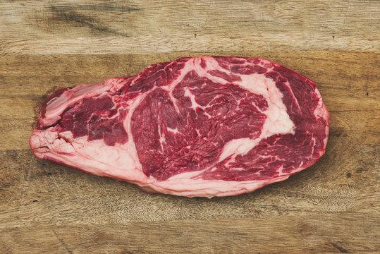 Entrecote / Ribeye Steak, roh