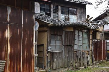 日本の美しい古い建物