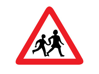 traffic signs Children Crossing
