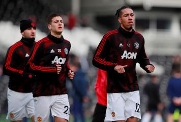 Premier League - Fulham v Manchester United