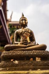 Buddha im Wat Po - Bangkok, Thailand