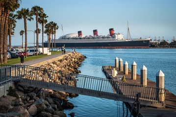 Queen Mary Long Beach