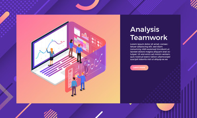 Isometric Analysis teamwork