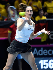 Fed Cup World Group - First Round - Germany v Belarus
