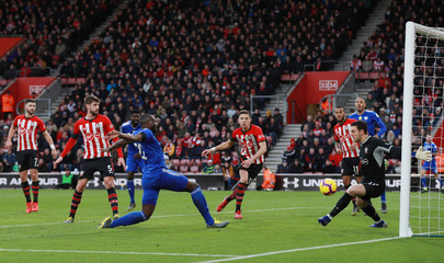 Premier League - Southampton v Cardiff City