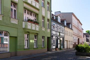 Altstadt Spandau Berlin, Fachwerk