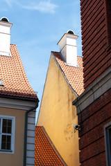 Häuser, Altstadt, Riga