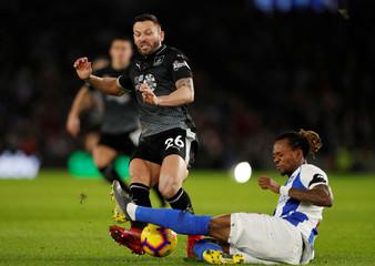 Premier League - Brighton & Hove Albion v Burnley