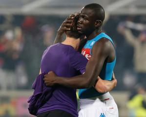 Serie A - Fiorentina v Napoli