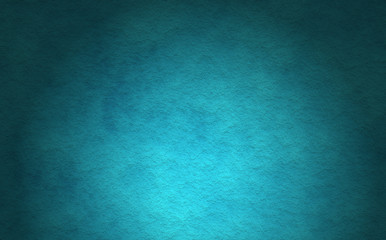 blue sand stone wall with spot light effect